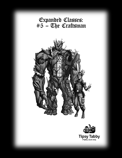 Pathfinder: Expanded Classes: The Craftsman