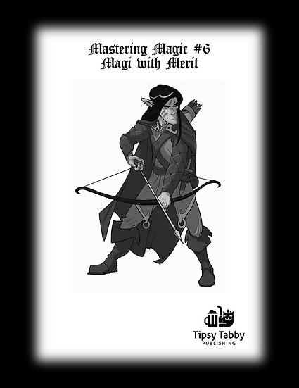 Pathfinder: Magi with Merit