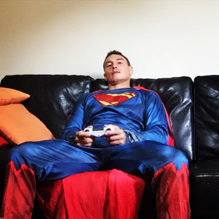 Even super humans need rest days