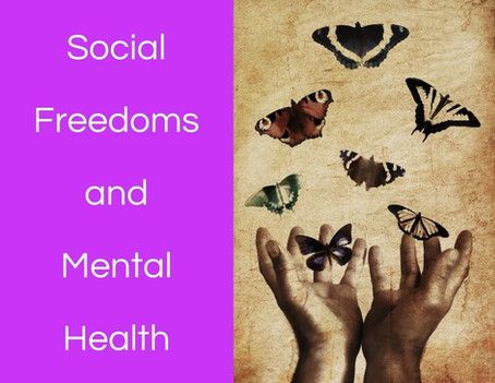 Independence Day: How Social Freedoms Impact Mental Health