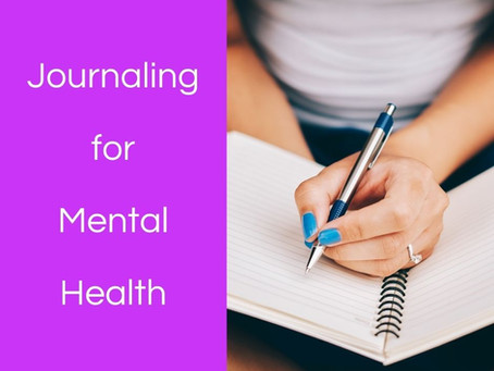 The Benefits of Journaling for Mental Health (Plus Different Types)