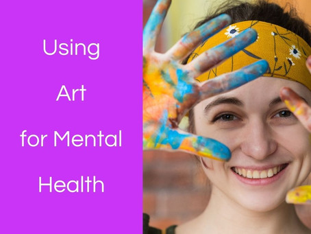 Art Therapy: Using Art for Mental Health
