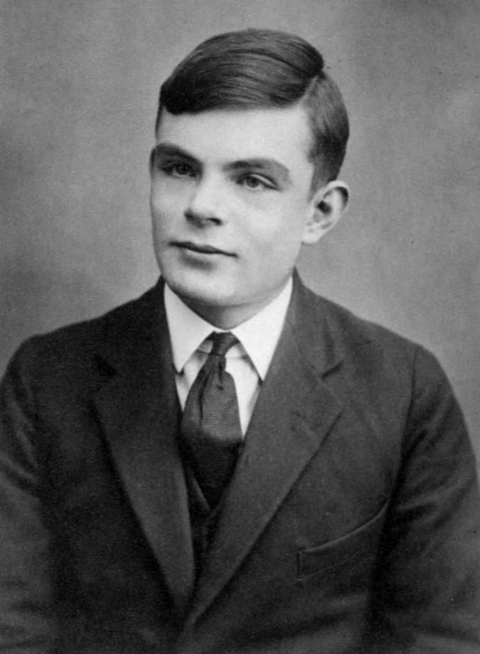 Alan Turing, Gay