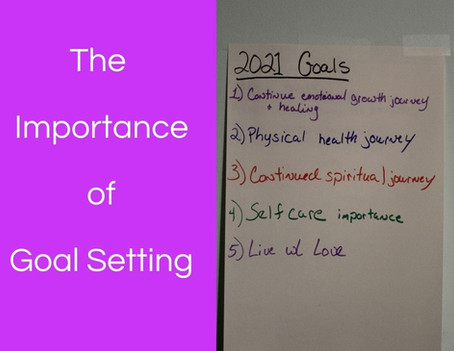 The Importance and Benefits of Goal Setting