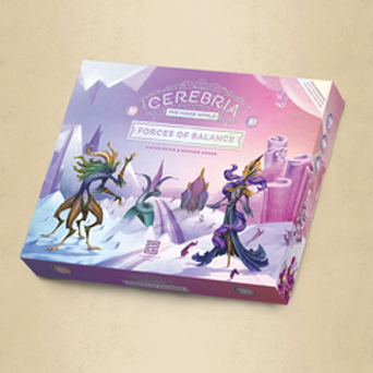 Cerebria The Inside World: Forces of Balance Expansion Pack