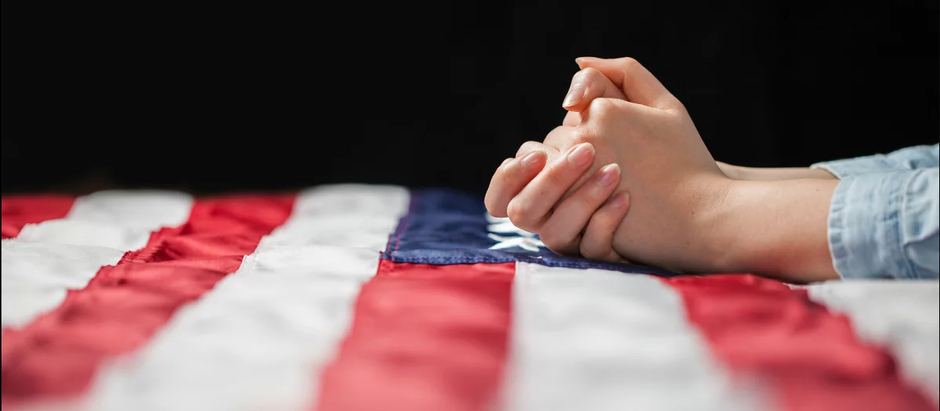 Redeem the Time - Pray for Our Nation