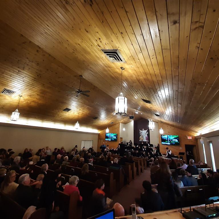 Sabbath School & Church