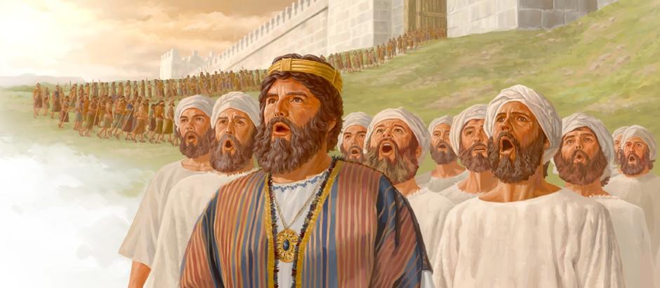 A Sabbath of Fasting and Prayer - April 4