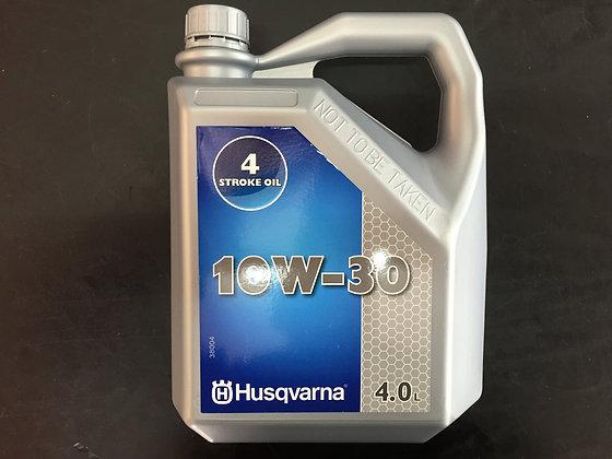 Husqvarna 10W30 Oil - 4L