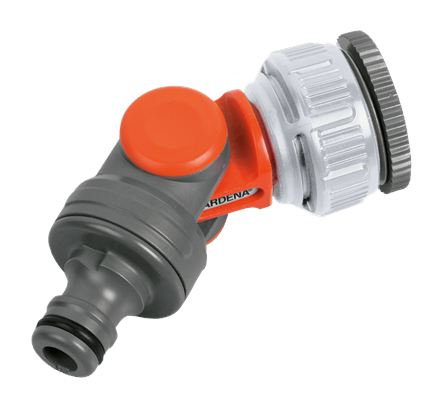 """Angled Tap Connector 1"""" / 3/4"""""""