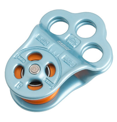 DMM Triple Attachment Pulley - Bearing