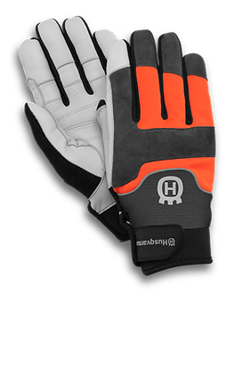 Husqvarna Technical Saw Protection Gloves