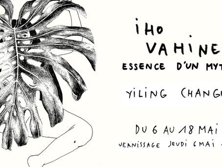 Yiling Changues                                          IHO VAHINE essence d'un mythe