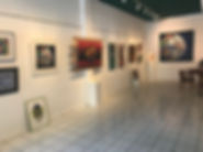 photo de l'espace de la galerie Winkler