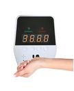 Escáner infrarrojo de muñeca y frente de temperatura corporal