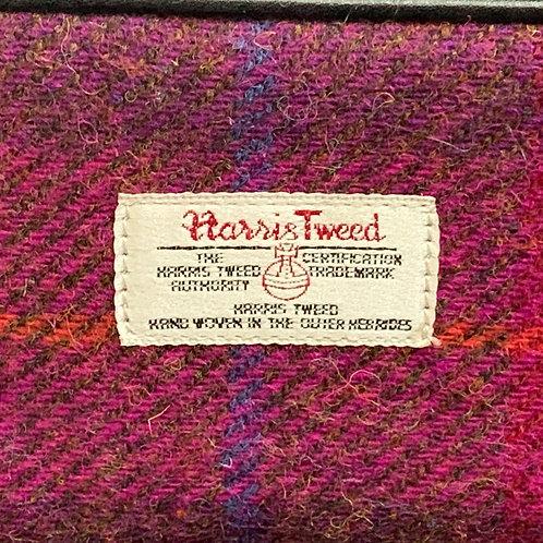 Harris Tweed Pinks Purse