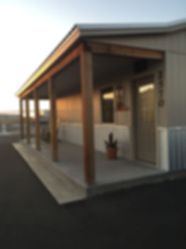 Cowboy's RV Park Office
