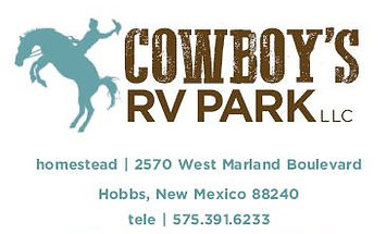 RV Parks in Hobbs NM
