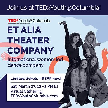 Et Alia Theater TEDx