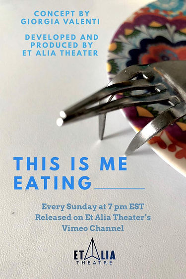 This is Me Eating___ Poster