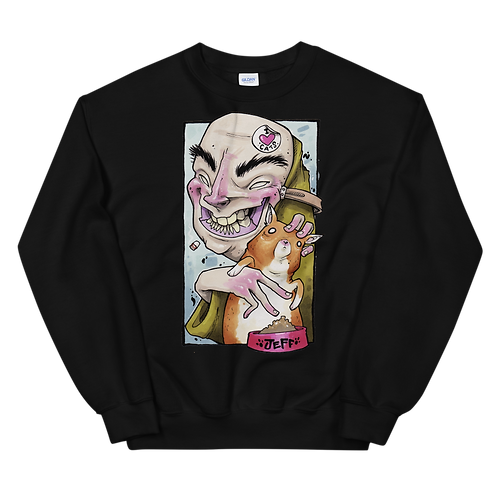CAT PERSON Unisex Sweatshirt