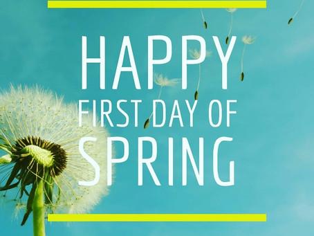 Primavera - Começa Hoje