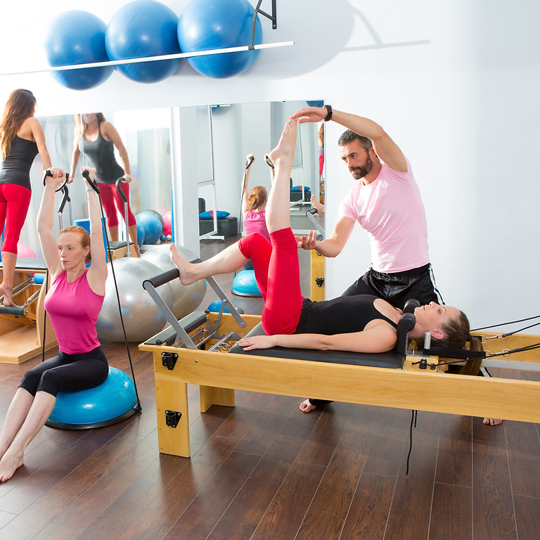 Formação no Método Pilates Completo - 3 Módulos