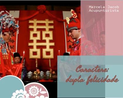 Simbologia Casamento Chinês - Curiosidade