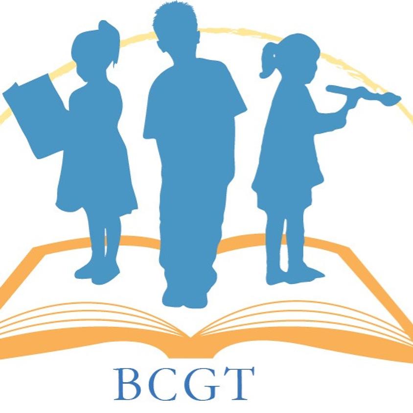 October BCGT Board Meeting