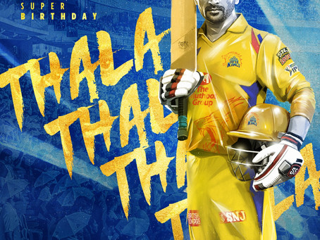 It's Dhoni's birthday - perfect time to watch his biopic