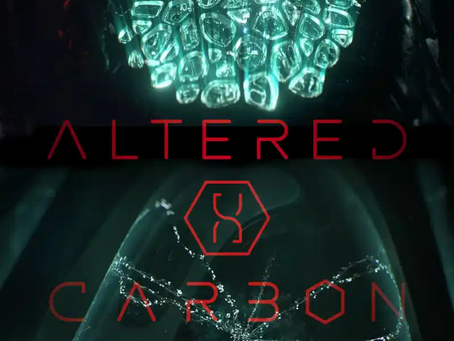 Altered carbon - Intergalactic tale of unending love