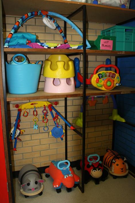 Some inside toys