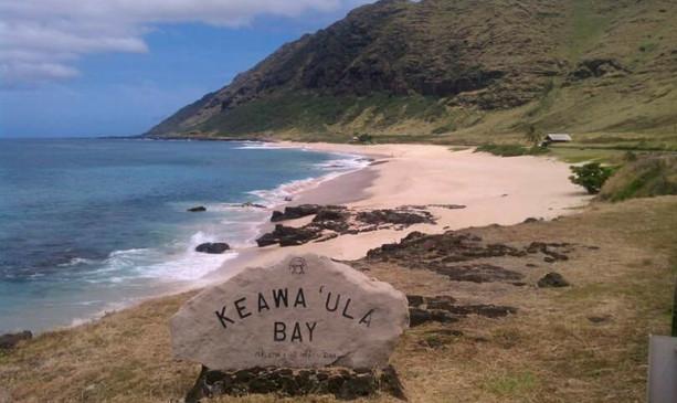 Keawa'ula Bay, Wai'anae, Hawai'i