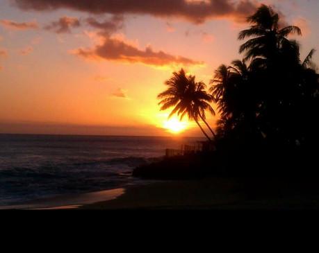 Makaha Sunset, Wai'anae, Hawai'i