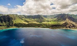 Makua Valley (Island of O'ahu)
