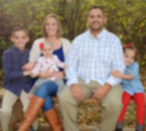 Bryan Lee Family