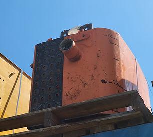 Hitachi Zaxis 160LC-5 Fuel Tank