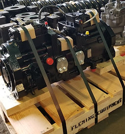 Excavator Hydraulic Pumps