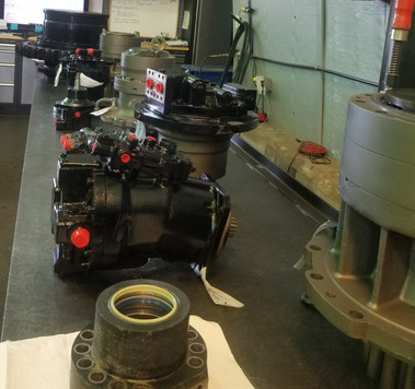 Pumps, Motors, Swing Boxes, and More