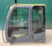 John Deere & Hitachi Cabs