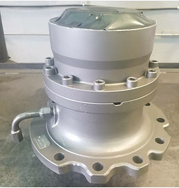 Swing Gearboxes Flemings Equipment
