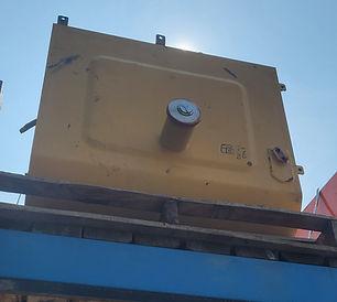 John Deere 350DLC Fuel Tank