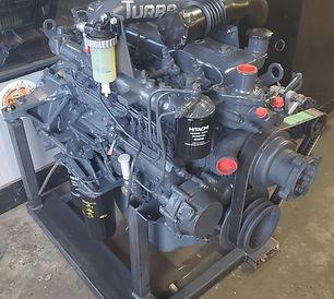 6BD1 Isuzu Hitachi Engine EX200