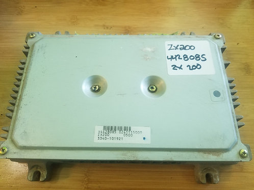 Zaxis 200ECM (Computer)