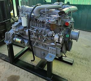 Isuzu 6SD1 Engine