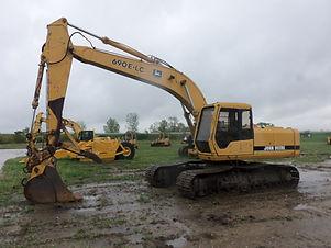 John Deere 690ELC Excavator Parts
