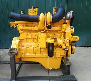 450CLC Engine