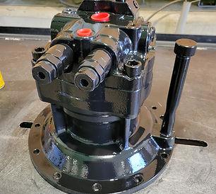 John Deere 350GLC Swing motor