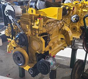 JD 2554 Engine