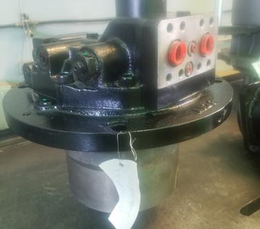 450LC Travel Motor